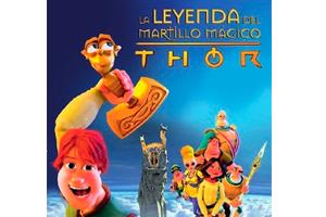 Cine. LA LEYENDA DEL MARTILLO MÁGICO: THOR