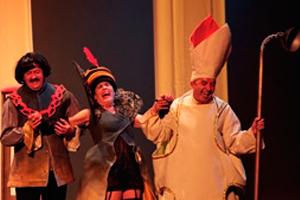 Jornadas de Teatro en Verano. Escena Apache: Juana o El demonio de la curiosidad