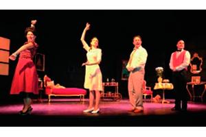 Jornadas de Teatro en Verano. Teatro Margen: Vuelva mañana