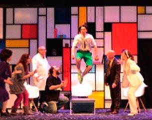 Maliayo Teatro. Toc, Toc de  Laurent Baffie