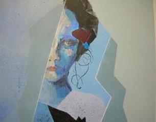 """Exposición. Celia Álvarez Rodríguez """"Interpretaciones"""""""