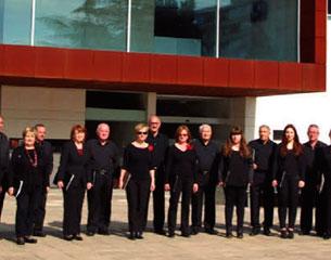 Clausura XXXIV Jornadas Musicales de Castrillón. Asociación de amigos del Orfeón de Castrillón