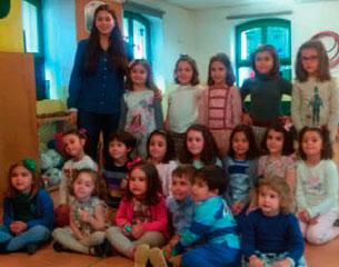 XXXIV Jornadas Musicales de Castrillón.  Día Coral Infantil