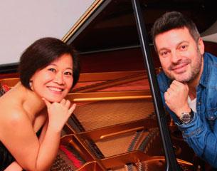 Concierto Clausura IV Curso de Técnica e Interpretación Vocal para Cantantes y Pianistas
