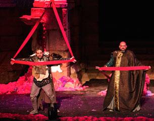 """Teatro: Verbo Producciones """"El cerco de Numancia"""""""