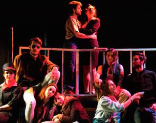"""Teatro: ESAD """"Europa"""""""
