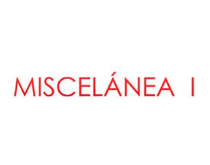 """Miscelánea I"" Exposición Colectiva"