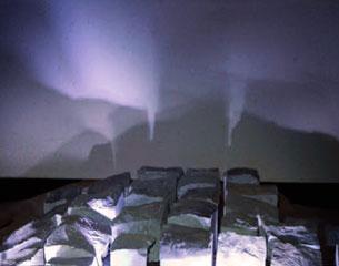"""Exposición. Cristina Ferrández """"Oceanic Pulse"""""""