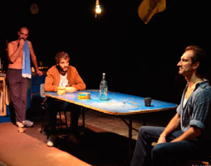 """Teatro: La Virguería """"Paisaje sin casas"""""""
