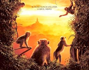 Cine en la calle: El reino de los monos