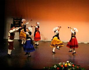 XXIV Festival Folklórico Nacional de Castrillón