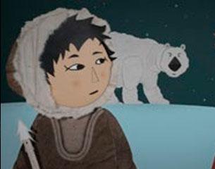 Cine en la calle: Nieve y los árboles mágicos
