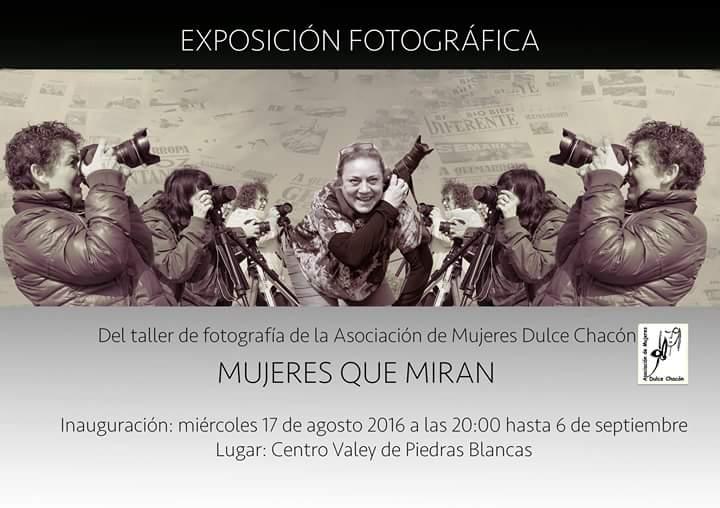 Exposición fotográfica: Mujeres que miran
