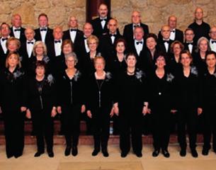 Concierto Mensual Asociación de Amigos del Orfeón. Coro Vetusta de Oviedo