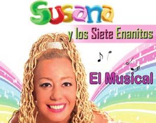 Susana y los siete enanitos. El Musical