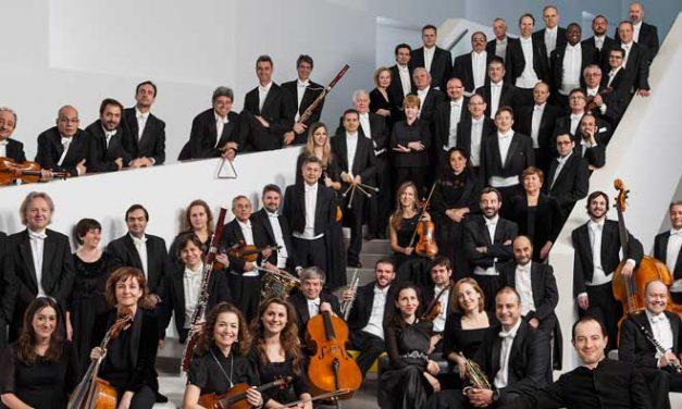 Concierto Orquesta Sinfónica del Principado de Asturias