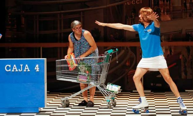 Spasmo Teatro: Galerías y Tonterías