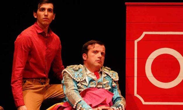"""Teatro: Compañía """"Sin ánimo de lucro"""""""