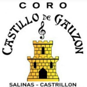 LOGO CASTILLO GAUZÓN CORO