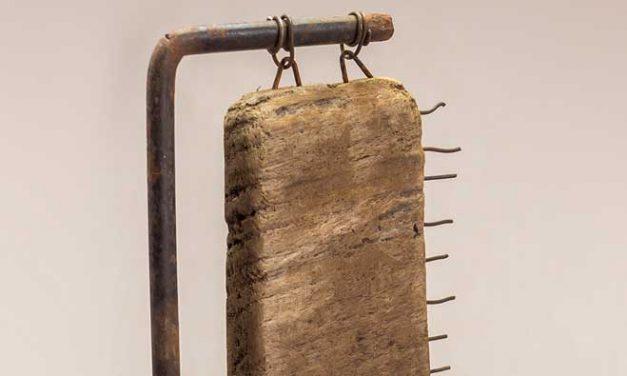 EXPOSICIÓN: MARISU SOLIS TRAVESÍAS. maderas – hierros – formas