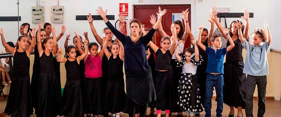 Cine. Alalá (Alegría). El flamenco está en cualquier parte.
