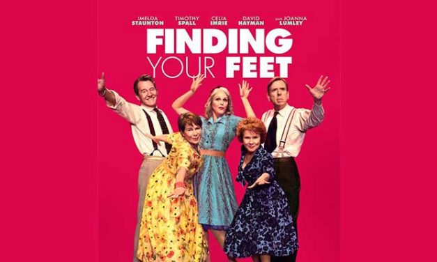 Cine. Bailando la vida (Finding your feet)