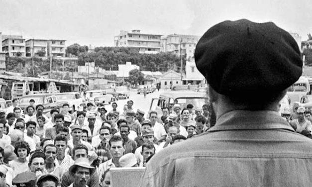 Exposición. Imágenes inéditas en España del Che Guevara