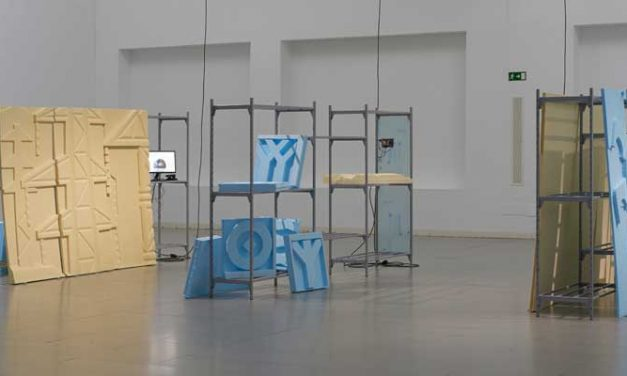 Exposición. Fran Meana, Arqueologías del Futuro