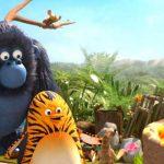 Cine en La Calle. La panda de la selva