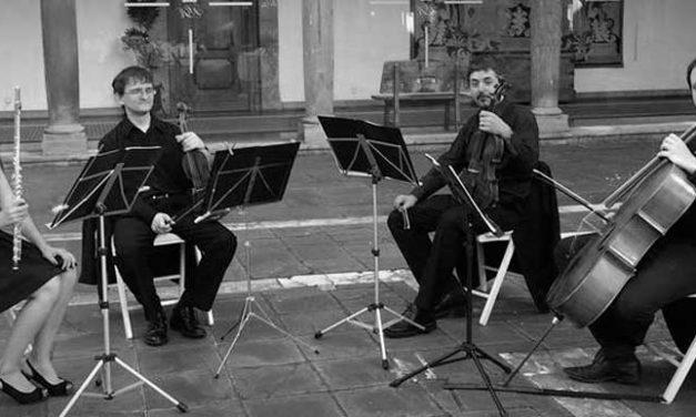 Concierto Mensual de la Asociación del Orfeón de Castillón. Cuarteto Appassionato