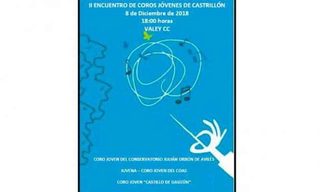 II Encuentro de Coros Juveniles de Castrillón