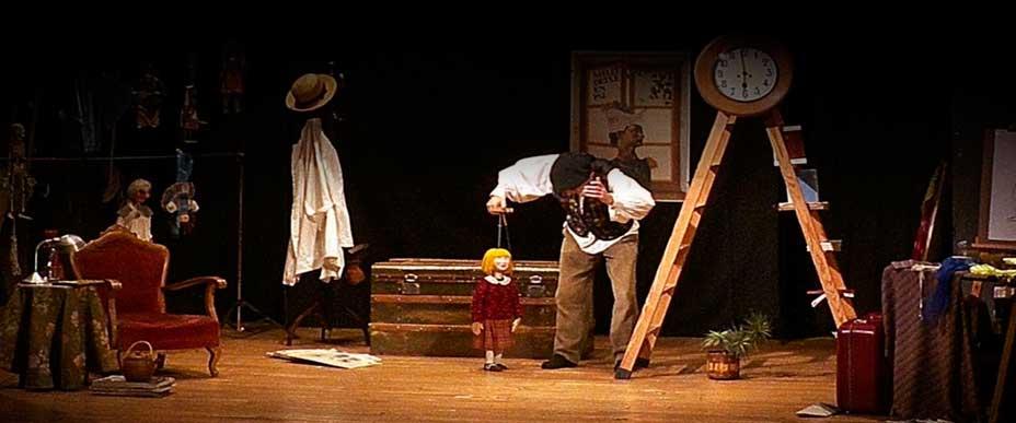 Teatro para escolares. Una Historia con mucho cuento