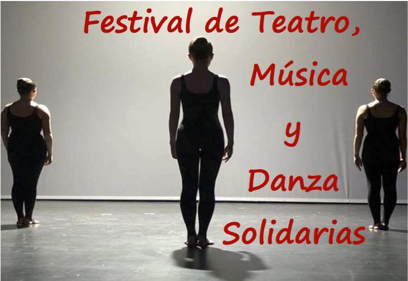 Festival de Teatro, Música y Danza Solidarias Moving4