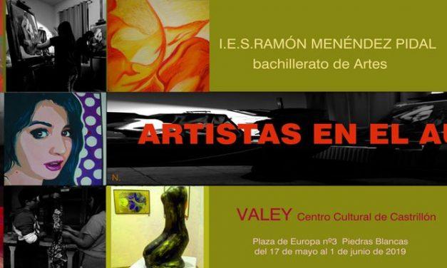 Exposición. Artistas en el Aula