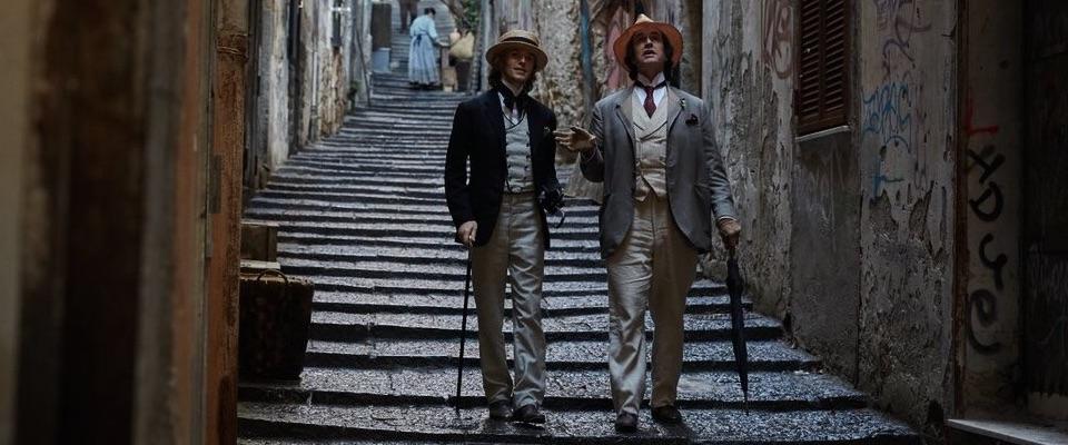 Cine. La importancia de llamarse Oscar Wilde (The happy prince)