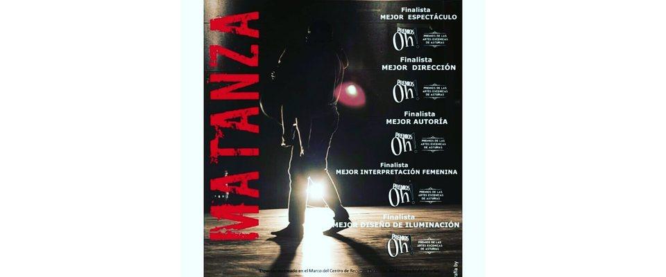 El Encuentro Teatro-Borja Roces. Matanza