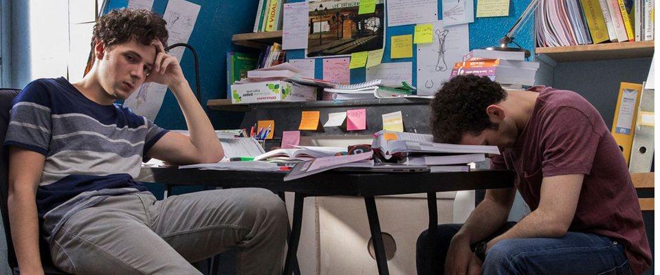 Cine. Mentes brillantes (Première année)