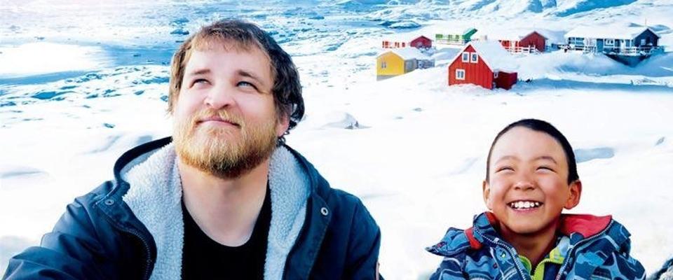 Cine. Profesor en Groenlandia (Une année polaire)