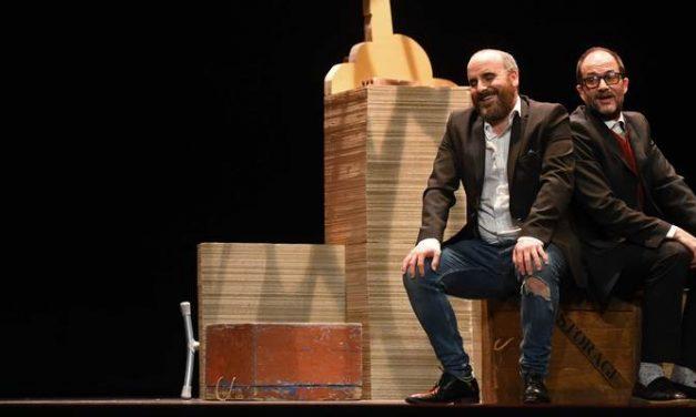 Teatro. Escena Apache: NIUE under the coconuts
