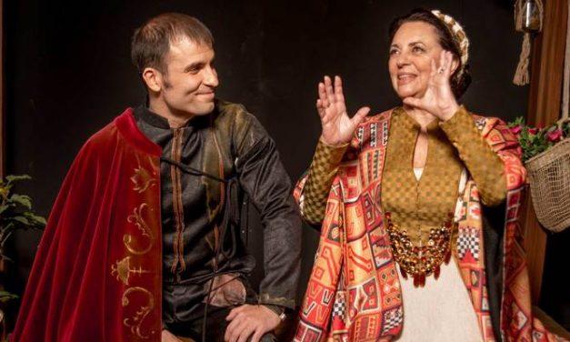 Teatro. Emilia Yagüe Producciones Mestiza