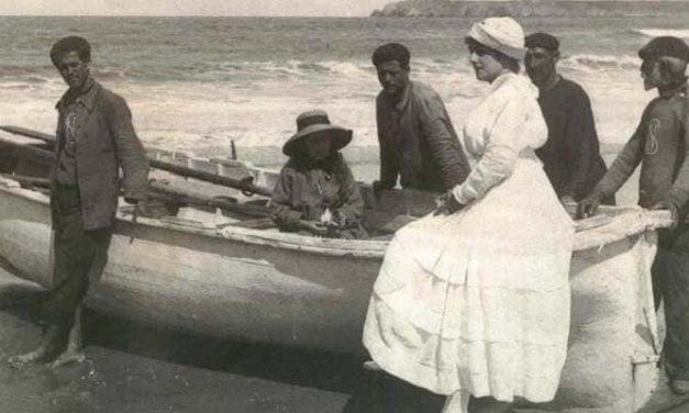Exposición. Historia de los orígenes del servicio de salvamento y socorrismo en Castrillón