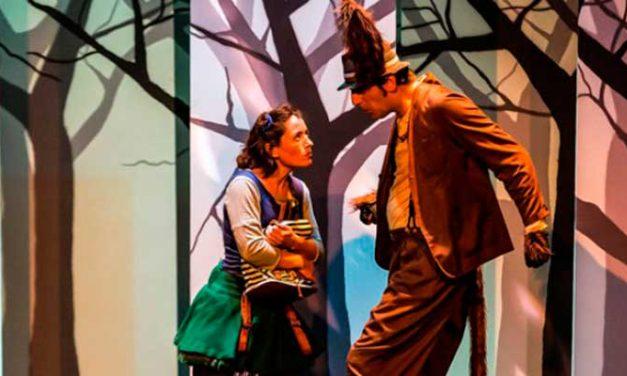Teatro Teloncillo: Caperucita. Lo que nunca se contó