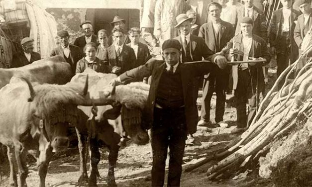"""Exposición. """"El Progreso de Asturias"""""""