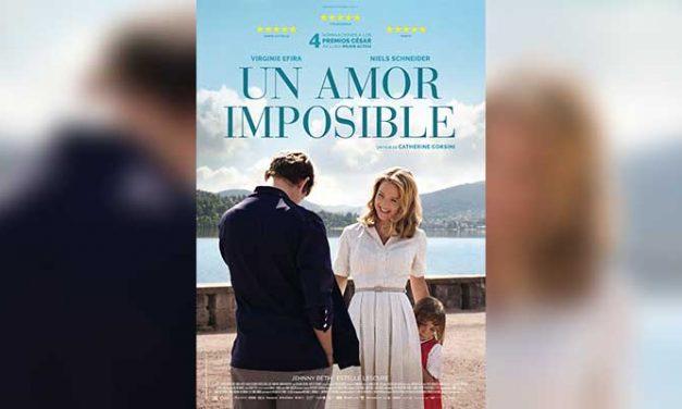 Cine. Un amor imposible