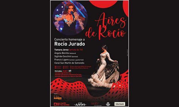 "Música: ""AIRES DE ROCÍO"". Concierto Homenaje a Rocío Jurado"