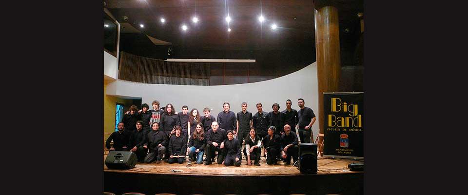 Música. Banda de la Escuela Municipal de Música de Llanera
