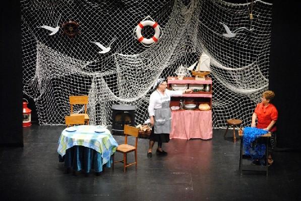 Teatro. Grupo Garapiellu: La barca sin pescador