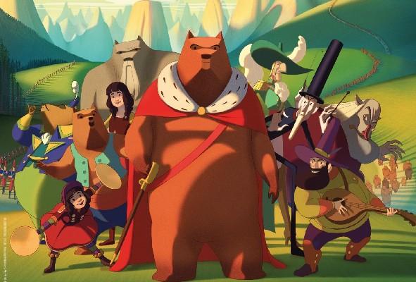 Cine de verano. Programación infantil y juvenil: La invasión de los osos en Sicilia