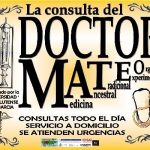 Teatro. El Hórreo: La consulta del Dr. Mateo de José Ramón Oliva