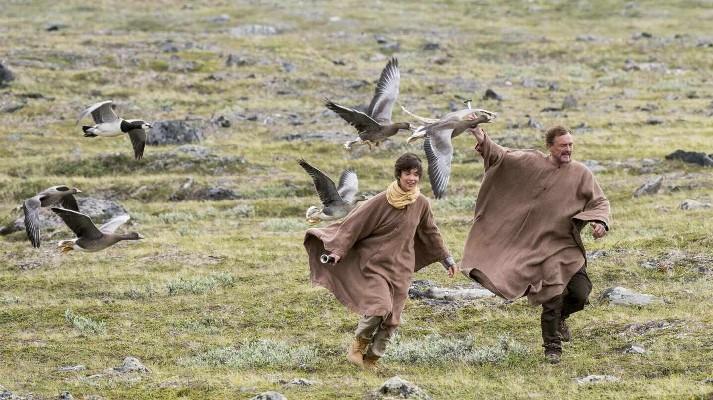 Cine de verano. Programación infantil y juvenil: Volando juntos